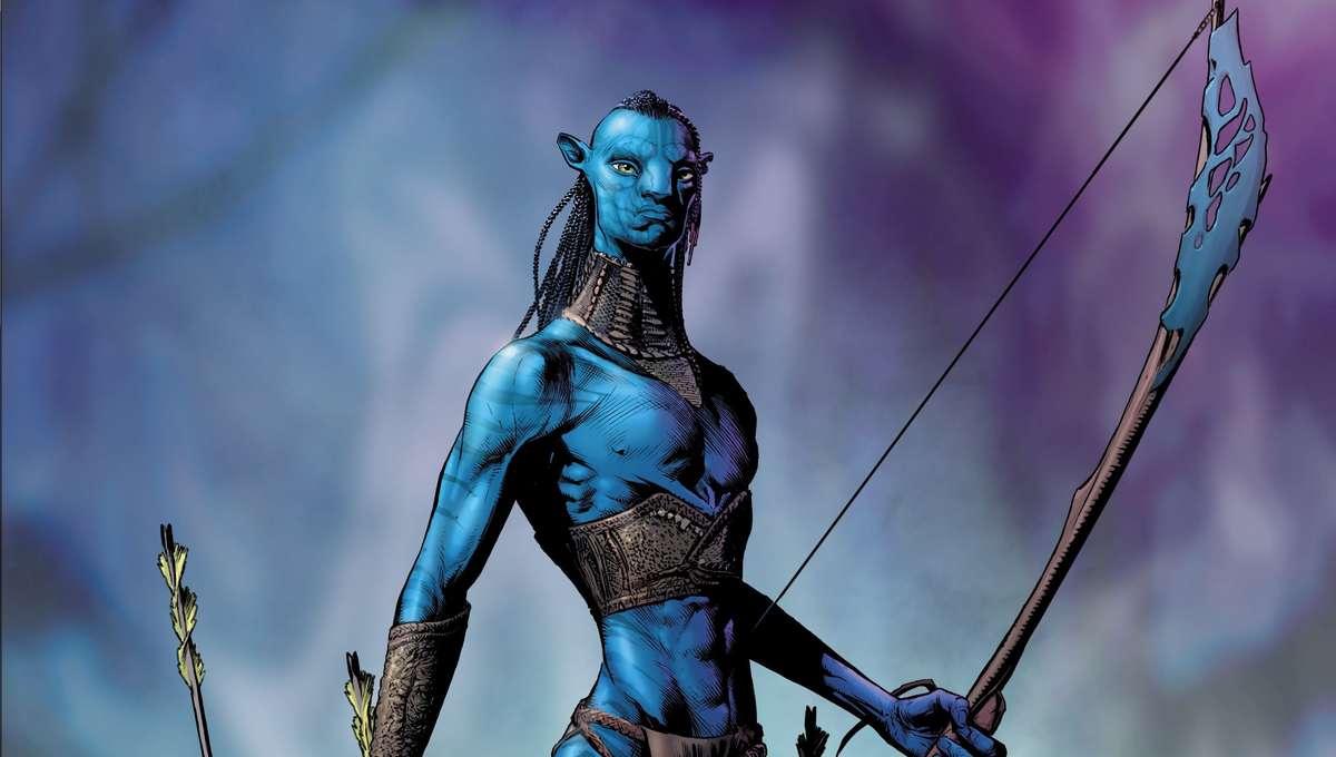Avatar Tsu'tey's Path #1 Cover