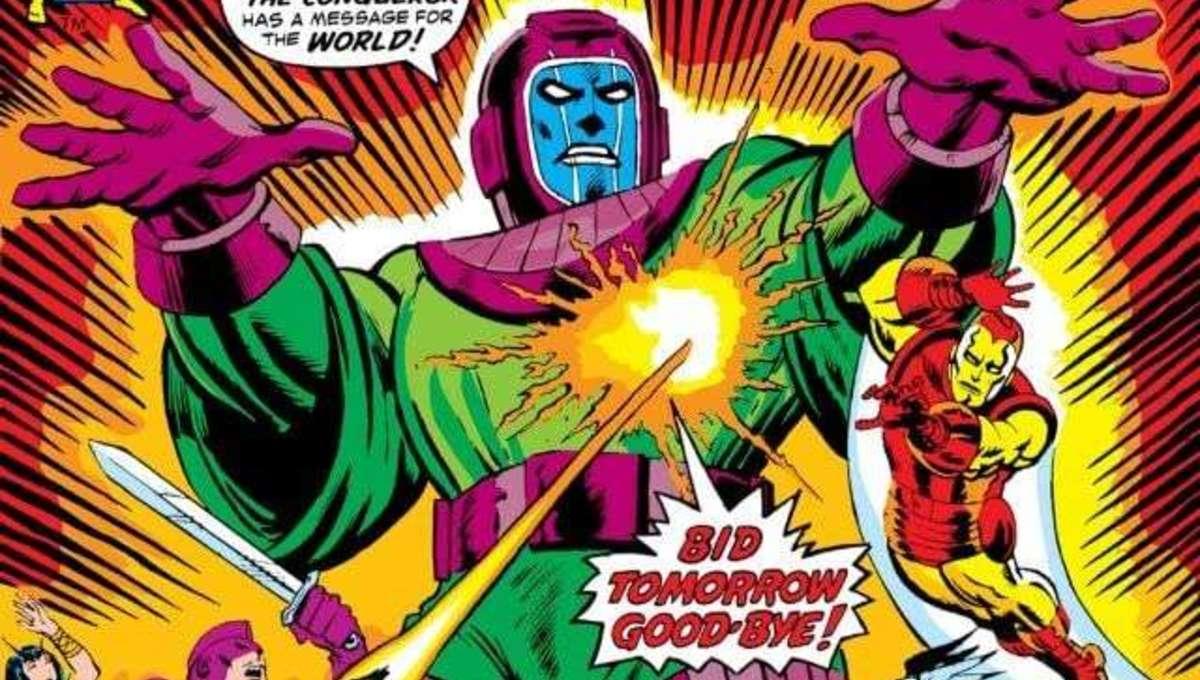 Avengers #129