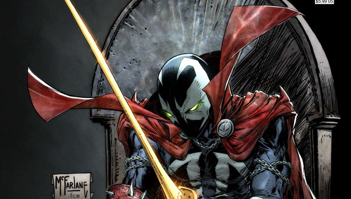 B - King Spawn 1 COVER