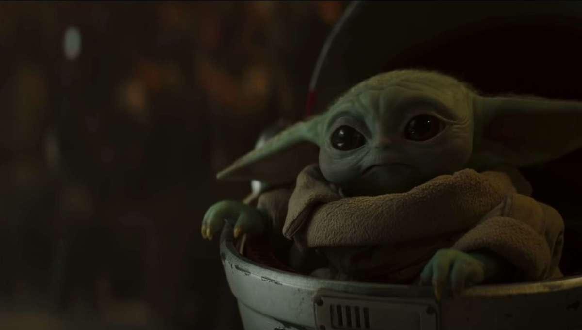 Baby Yoda The Mandalorian Season 2