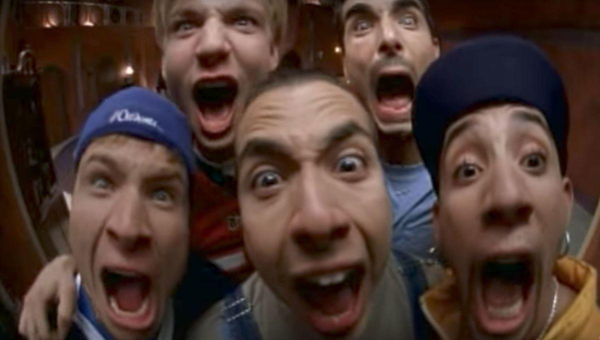 Backstreet Boys Hero
