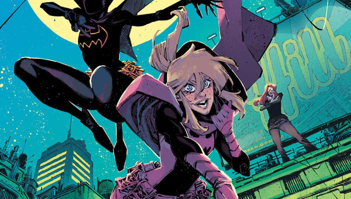 Batgirls cover image