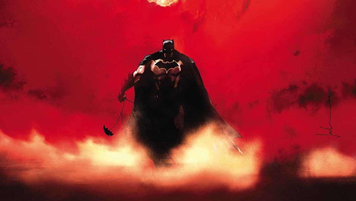 Last Knight on Earth #1 Cover - Jock