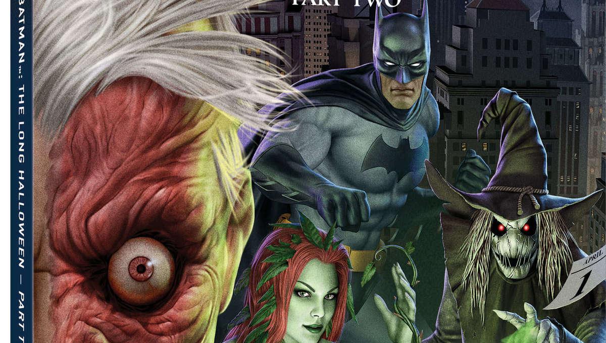 Batman The Long Halloween P2 3D
