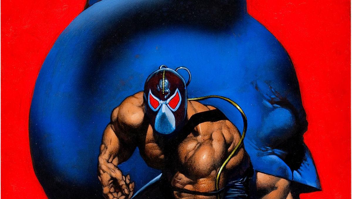 Batman Vengeance of Bane