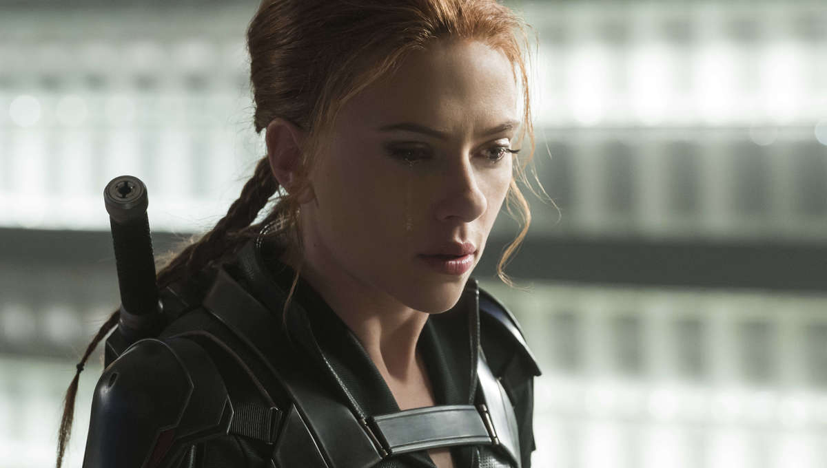 Black Widow Still Scarlet Johansson