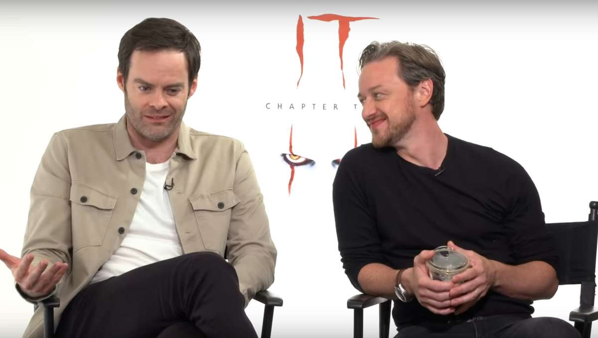 Bill Hader It Chapter 2 cootd