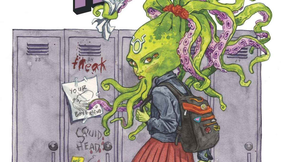 Cthu-Louise Variant Cover