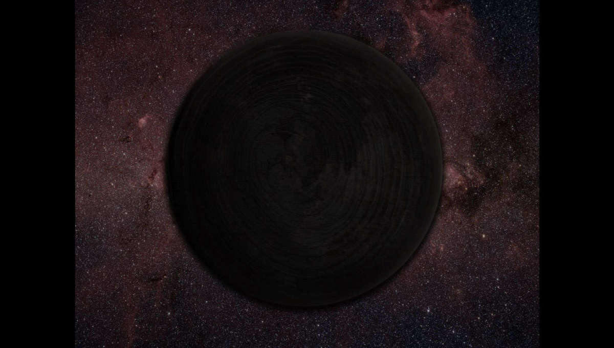 Artwork depicting a black dwarf in the far-flung future; a dead star that was once like the Sun. This is somewhat fanciful; by the time black dwarfs exist all the stars in the Universe should be dead as well. Credit: Baperookamo / Wikimedia Commons / Crea