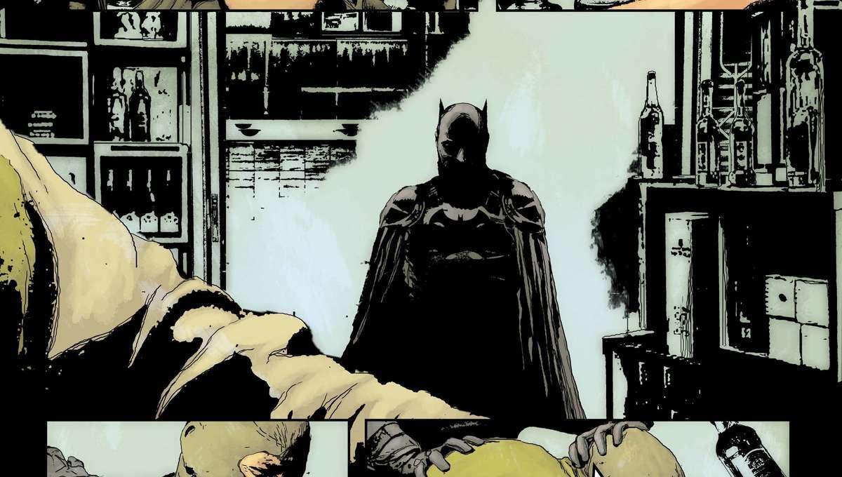 Batman Imposter #1 p2