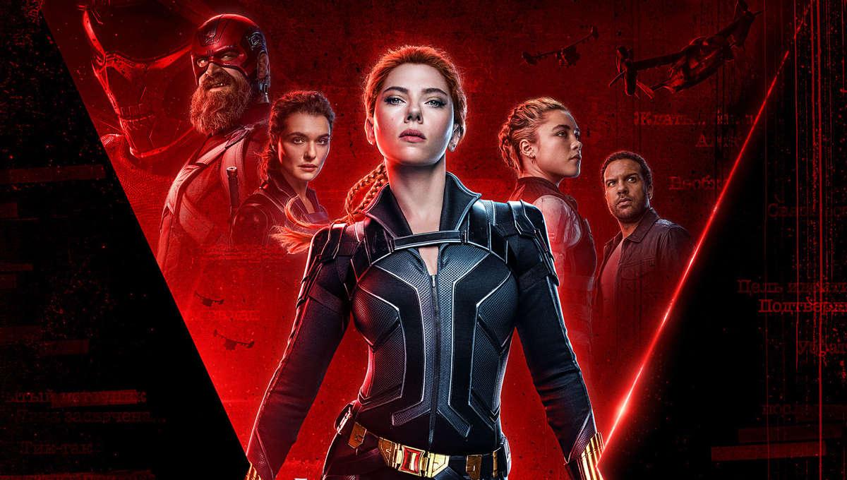 Black Widow final poster