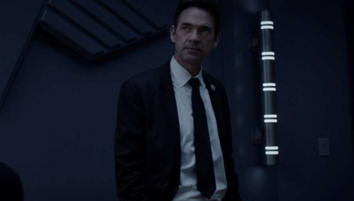 Batwoman Armed and Dangerous, Dougray Scott as Commander Jacob Kane