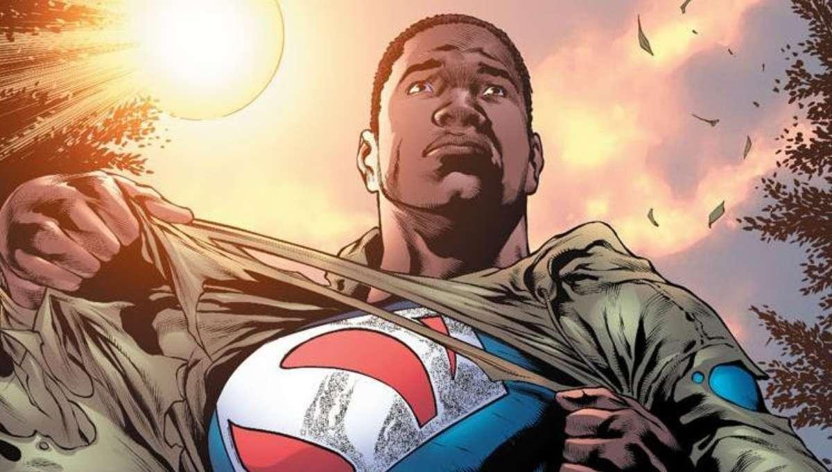 Calvin Ellis Black Superman