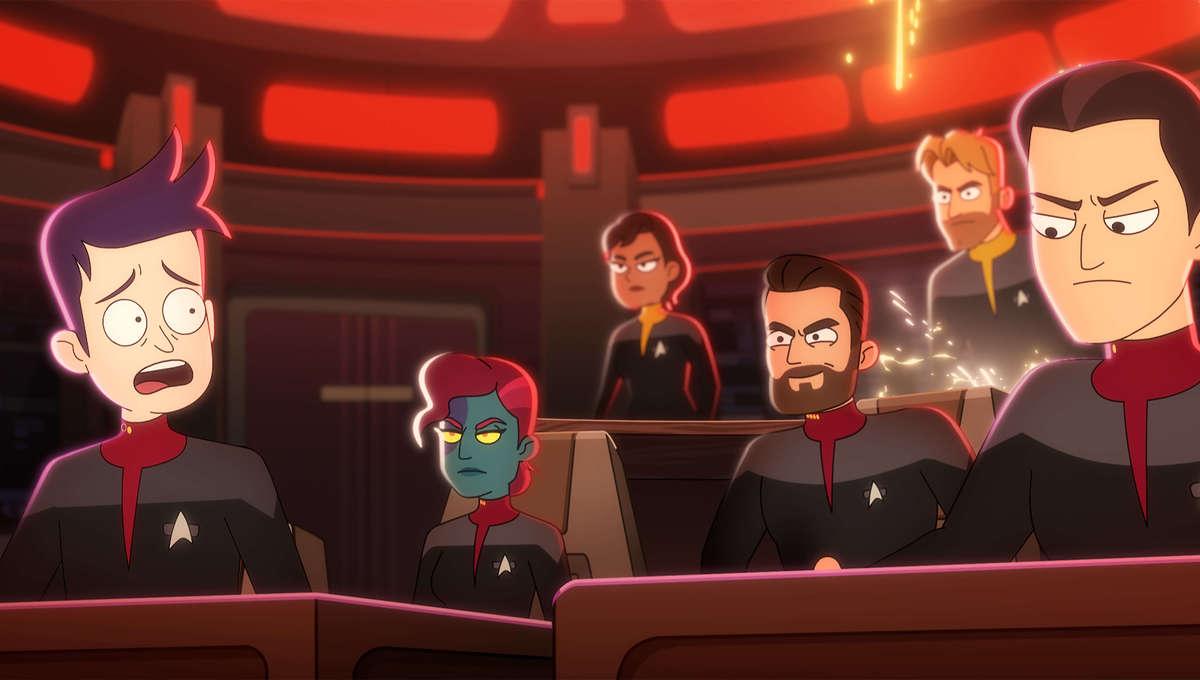 Star Trek Lower Decks S2 Still