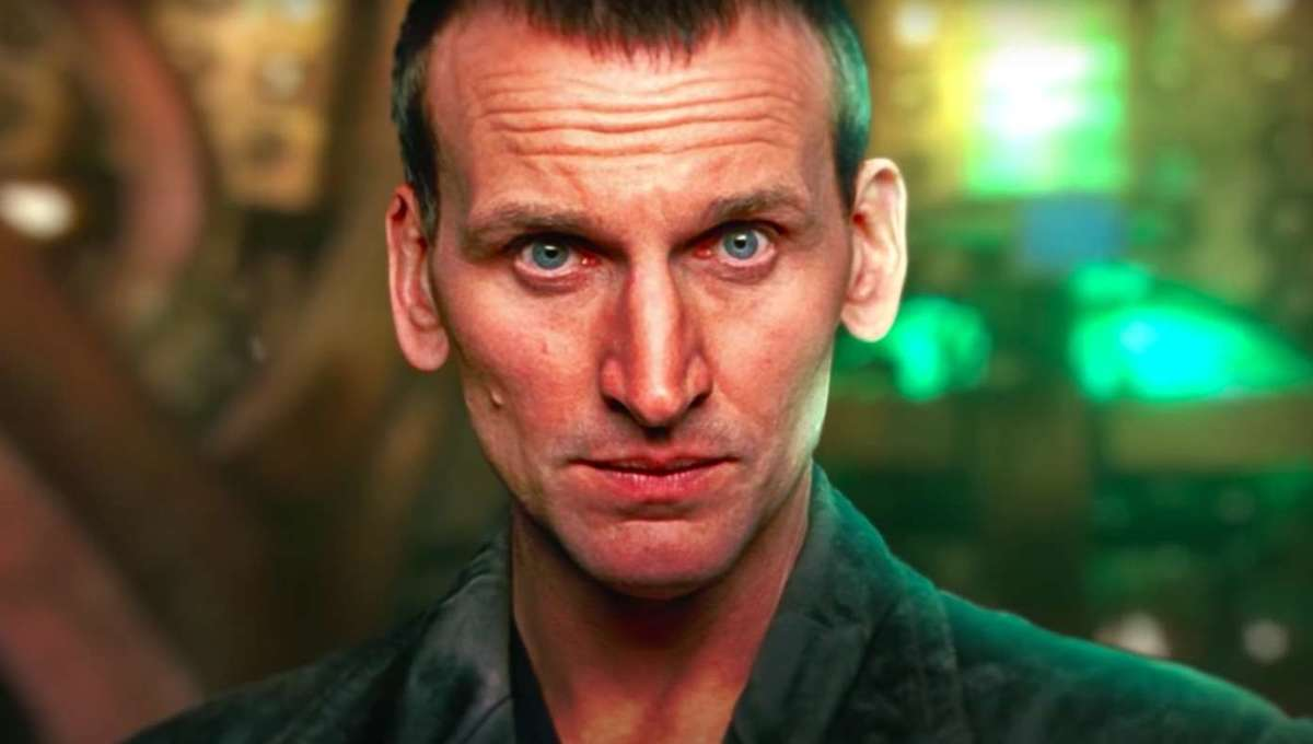 Christopher Eccleston Doctor Who Adventures