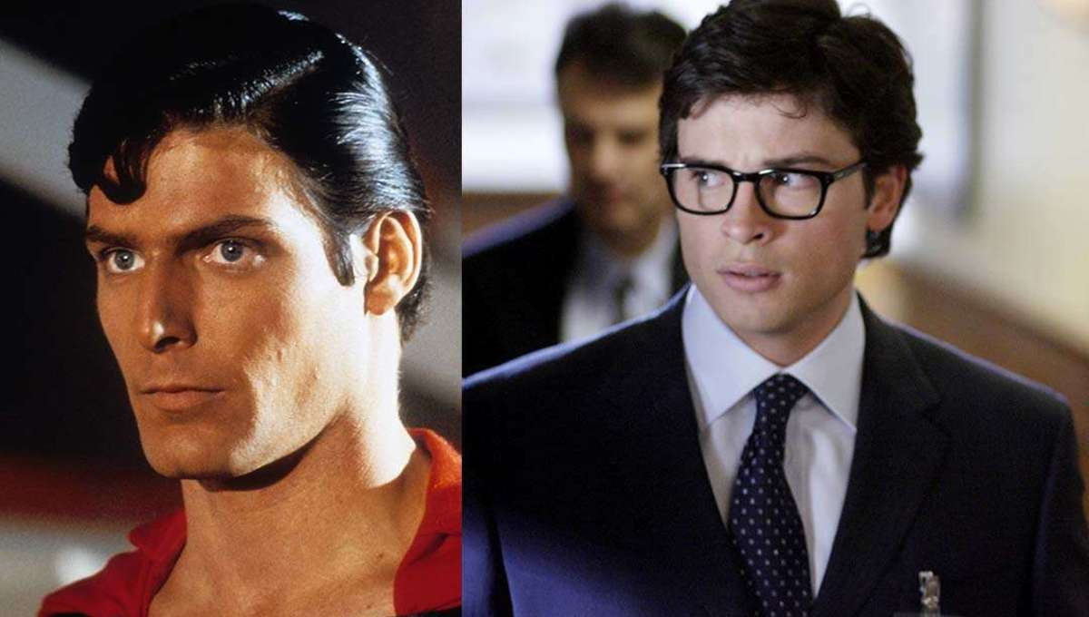 Christopher Reeve Tom Welling