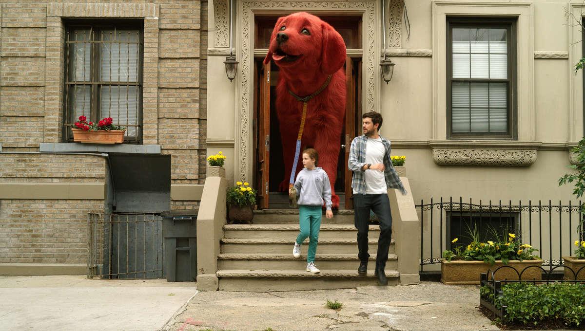 Clifford the Big Red Dog Still