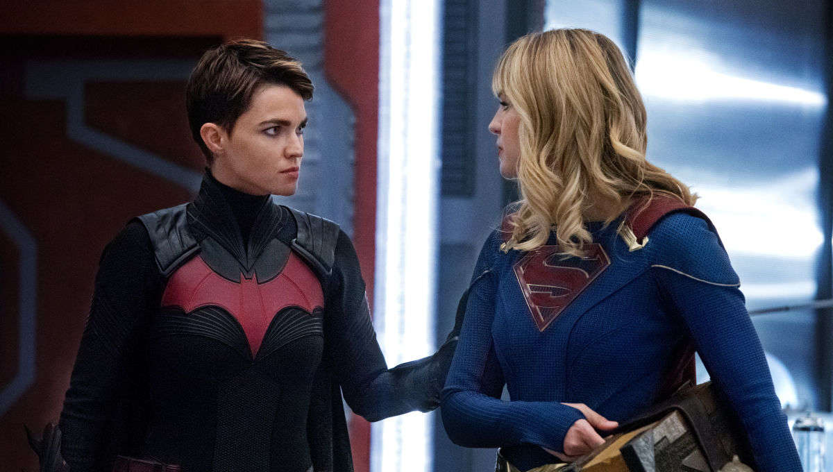 Crisis on Infinite Earths Part 3 Batwoman Supergirl 2