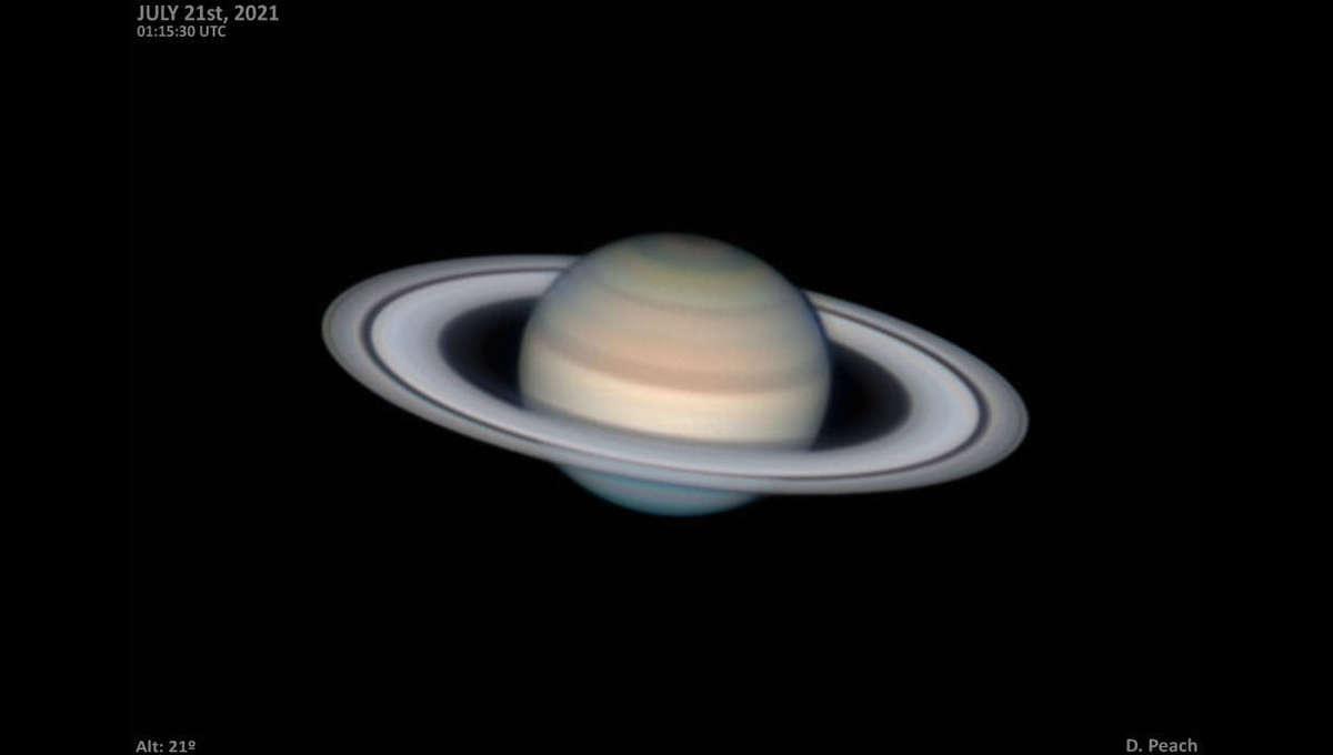 Phil Plait Bad Astronomy  damianpeach_saturn_july212021