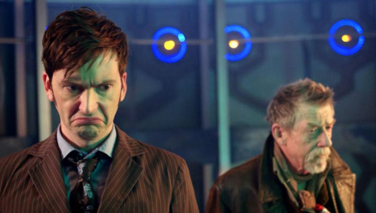 David Tennant Hates TARDIS 4