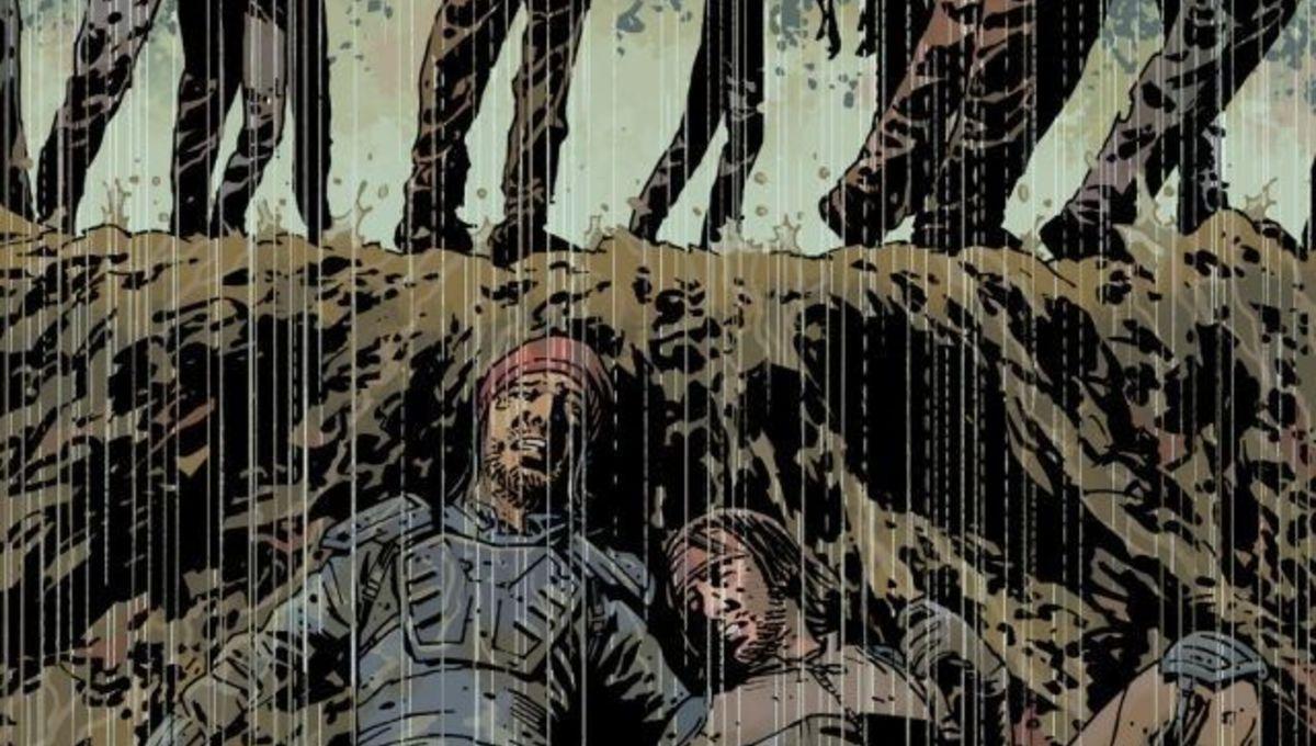 The Walking Dead #130