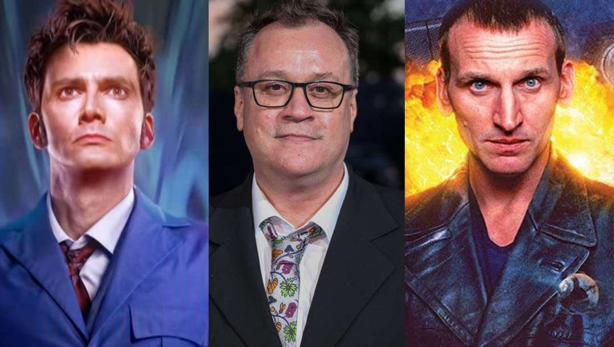 Doctor Who Russell T Davies