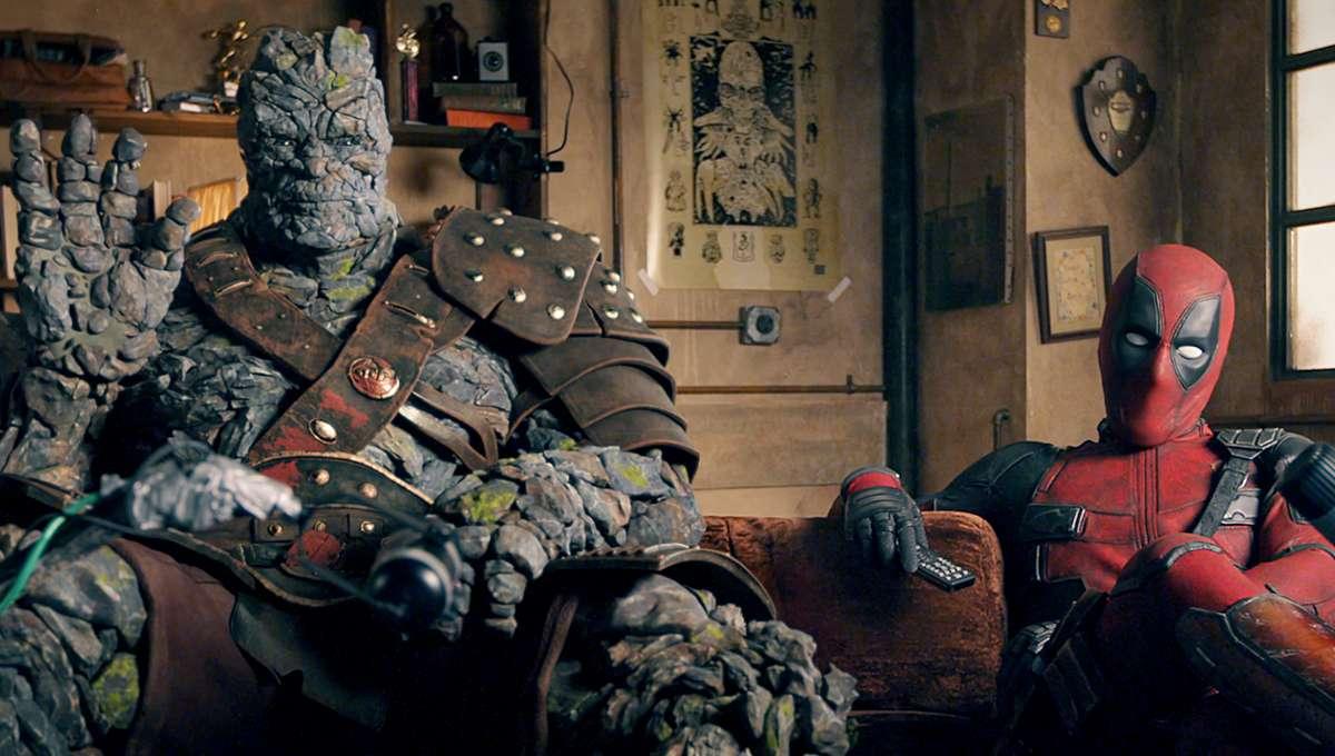 Deadpool Korg