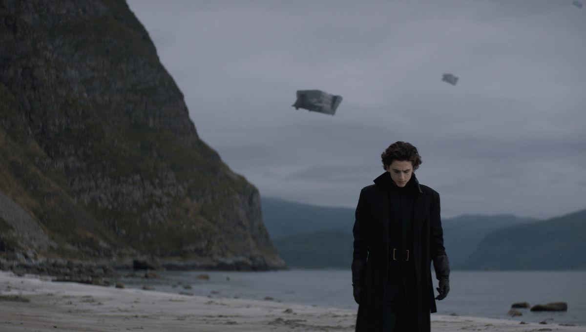Dune Timothée Chalamet