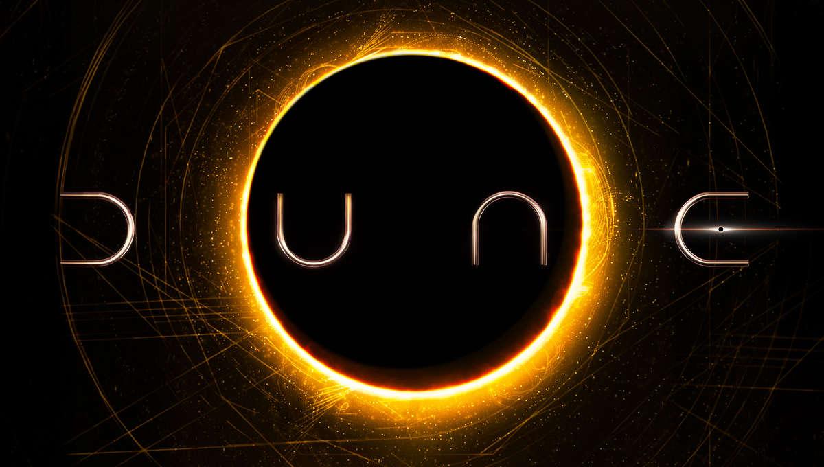 Dune logo key art