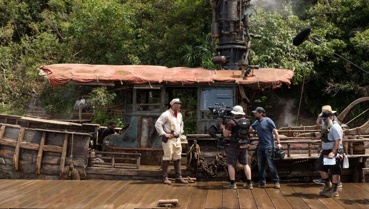 Jungle Cruise Still