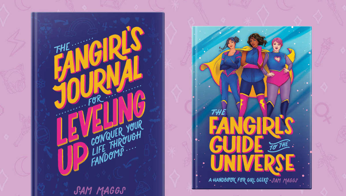 Fangirl's Journal for Leveling UpCover Reveal (1)