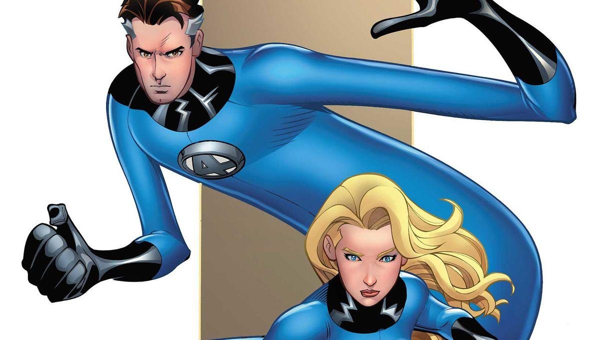 Fantastic Four #1 Wieringo variant