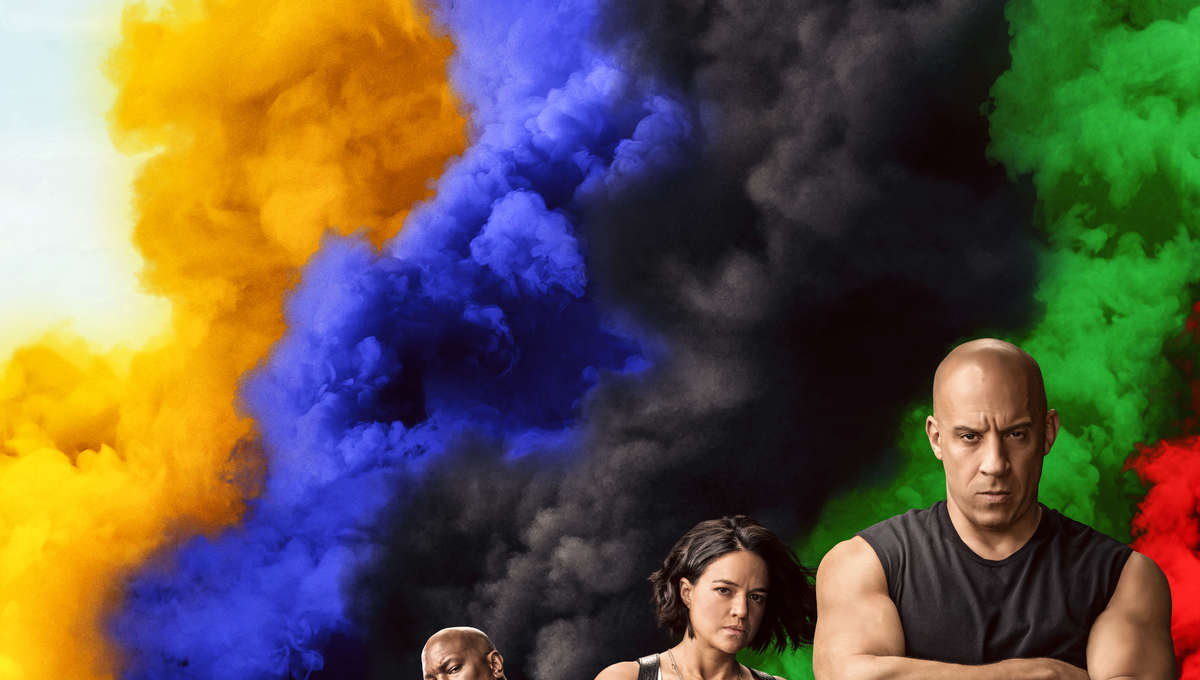 Fast & Furious 9 poster 2