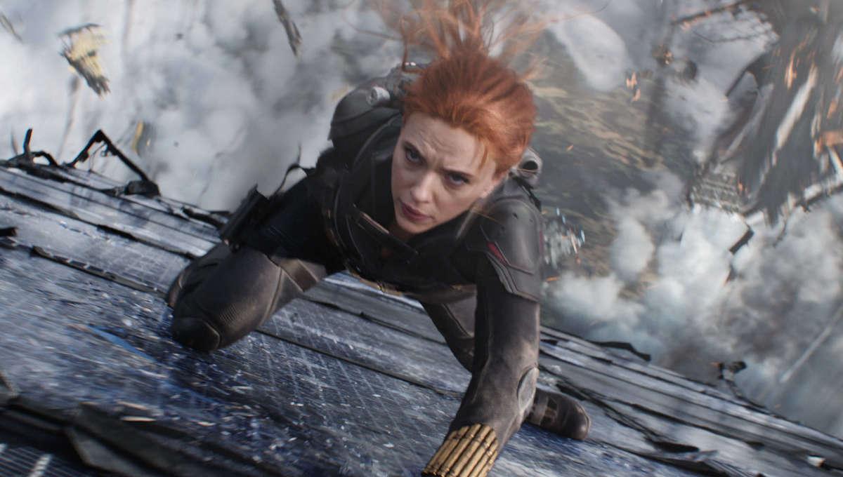 Black Widow Still Scarlett Johansson