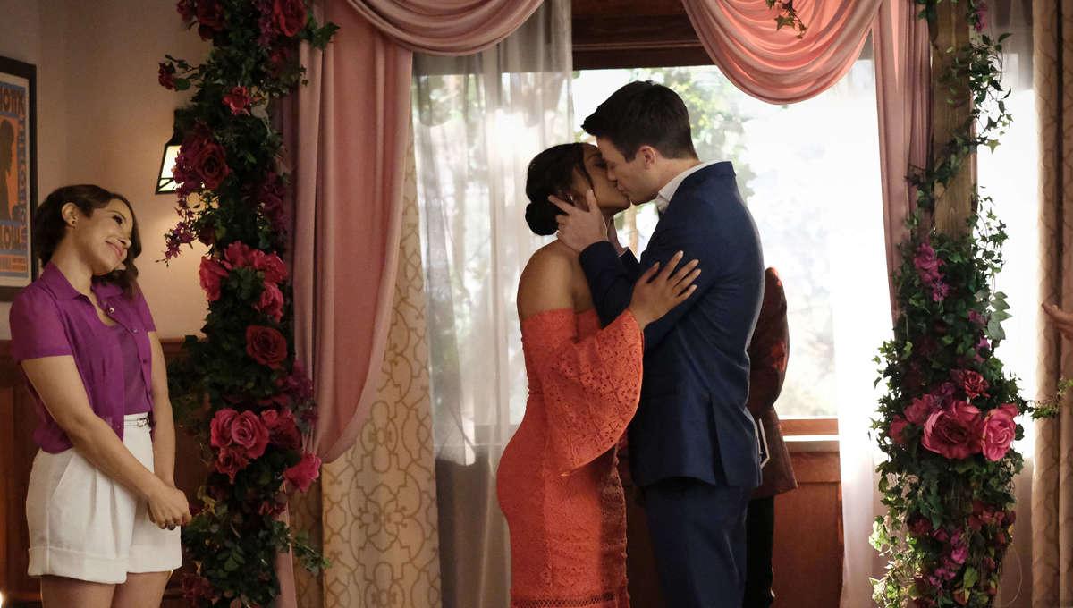 The Flash Season Finale 718