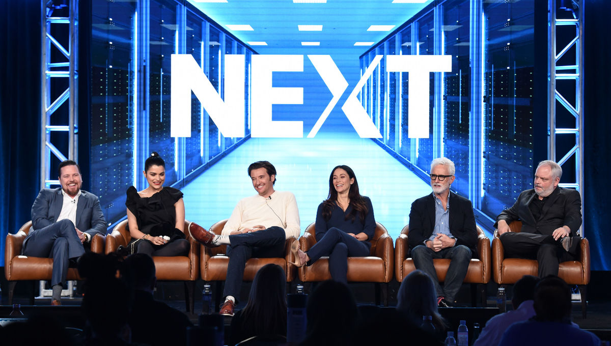 Fox Next TCA 2020 cast