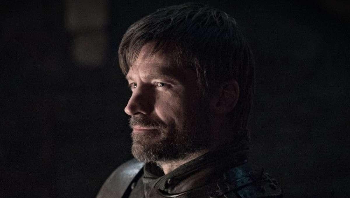 Nikolaj Coster-Waldau as Jamie Lannister on Game of Thrones