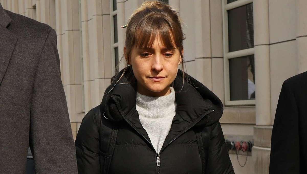 Allison Mack Sentenced