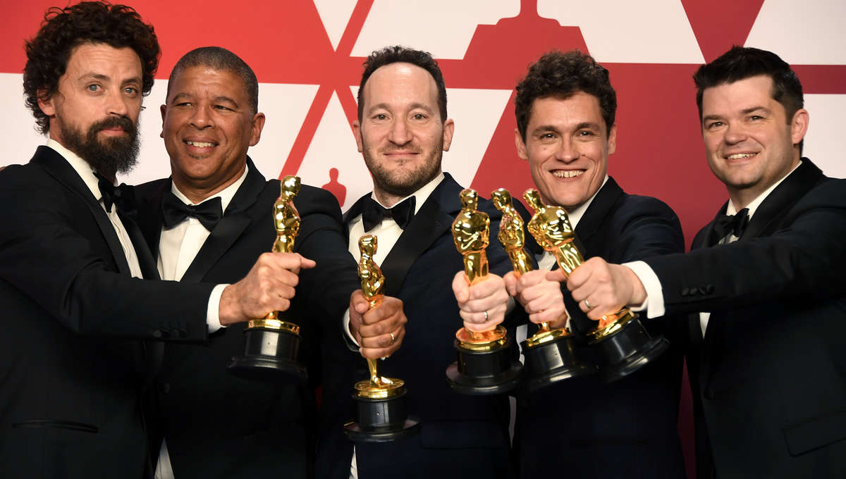 Into the Spider-Verse Oscars