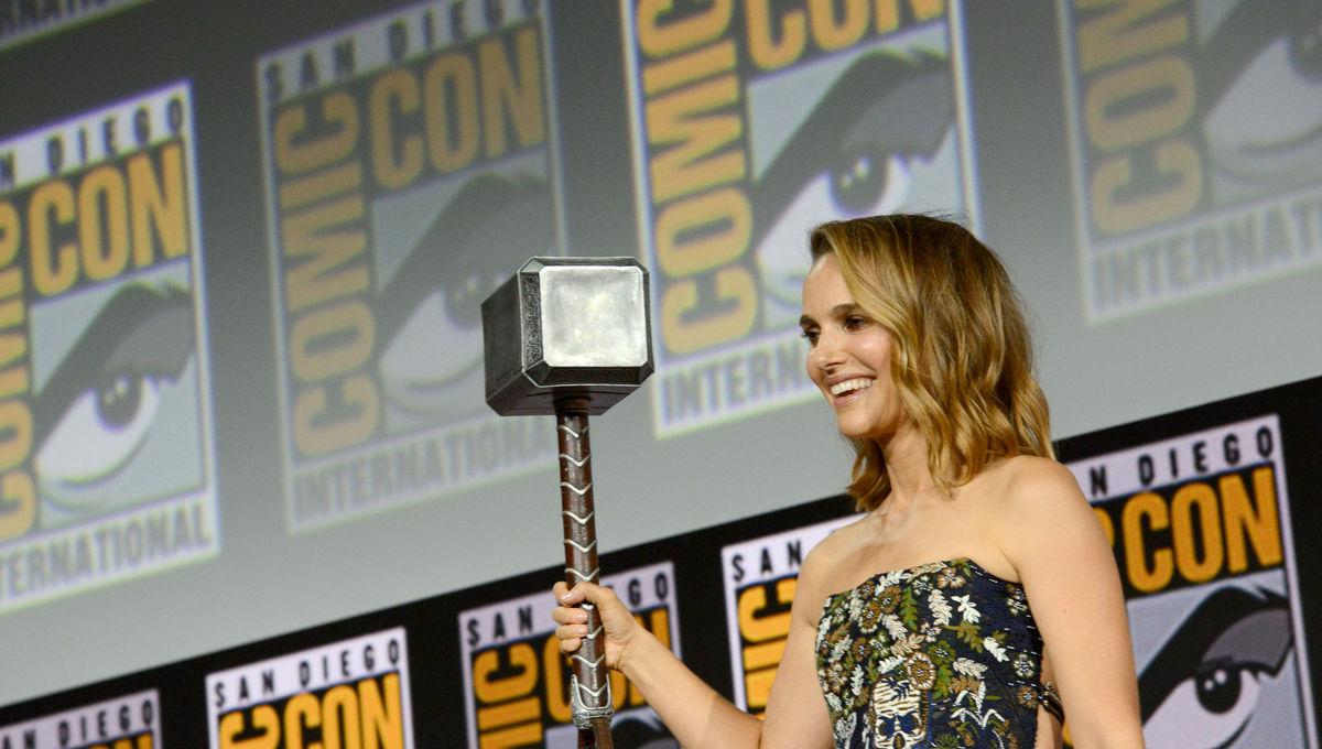 Natalie Portman SDCC 2019