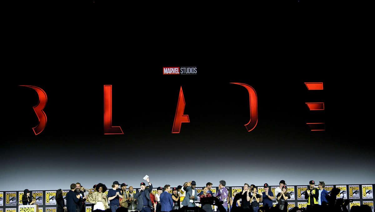 2019 ComicCon Marvel Studios Panel