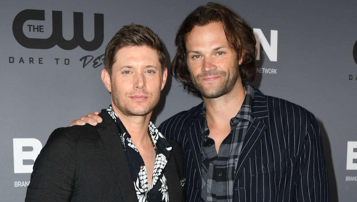 Jensen Ackles Jared Padalecki