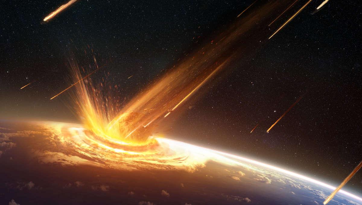 Liz Asteroid Impact