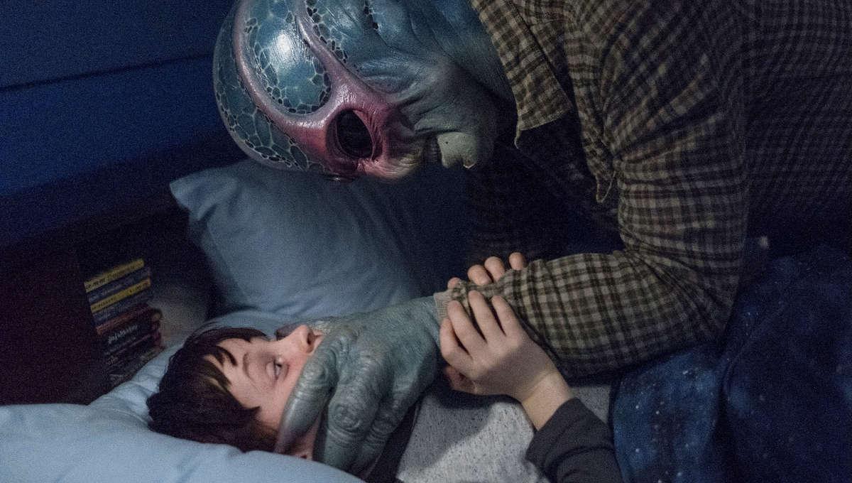 Liz Resident Alien Still