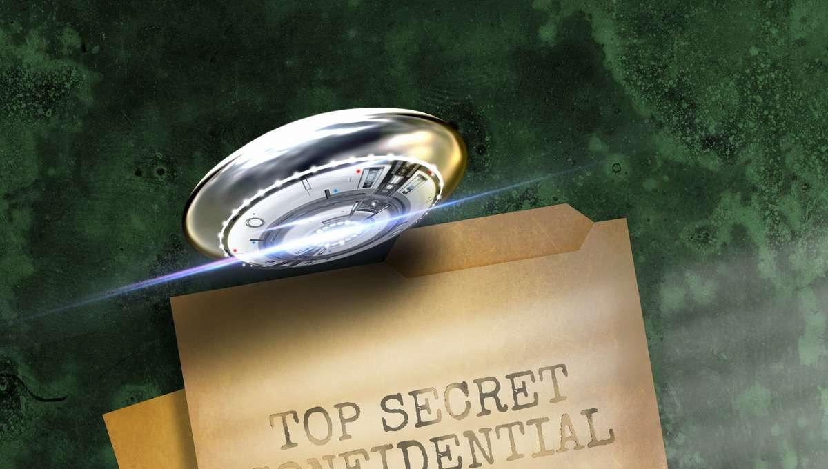 UFO Top Secret