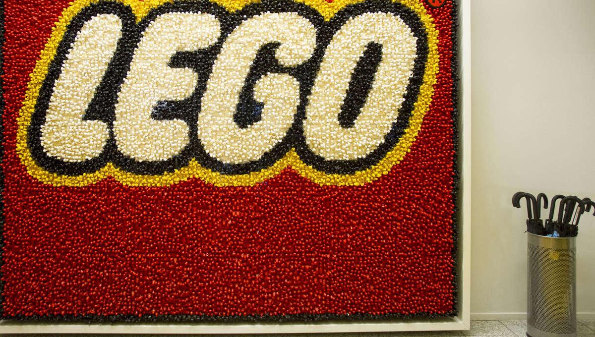 LEGO logo Getty
