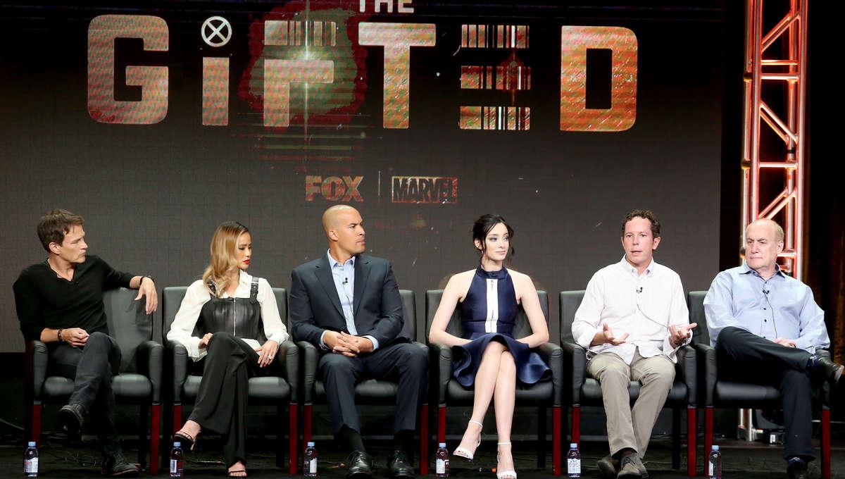 The Gifted creator talks canceled series, X-Men future