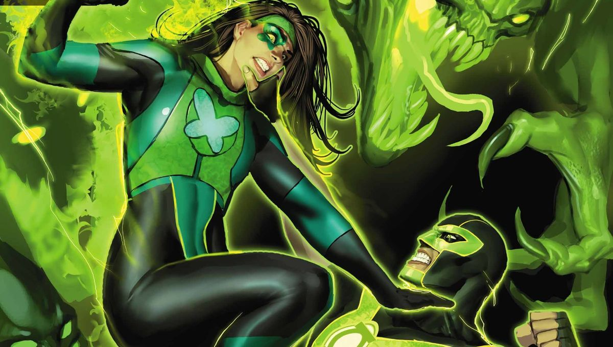 Green Lanterns #47 Cover