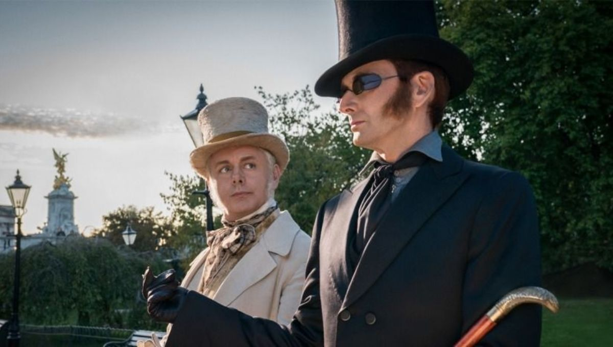 Good Omens Tophat