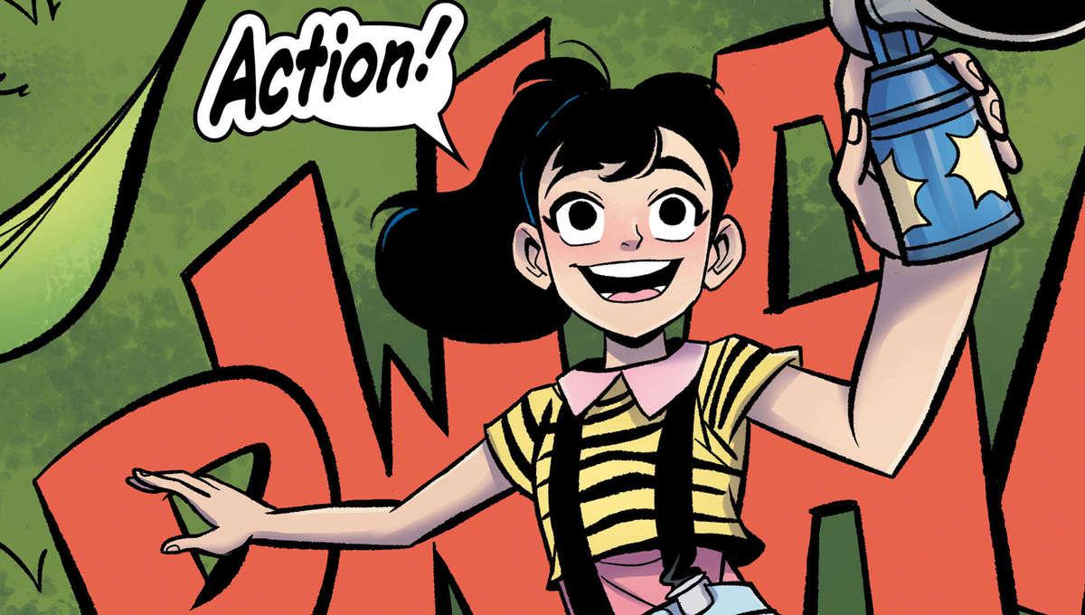 Grace Ellis Lois Lane hero